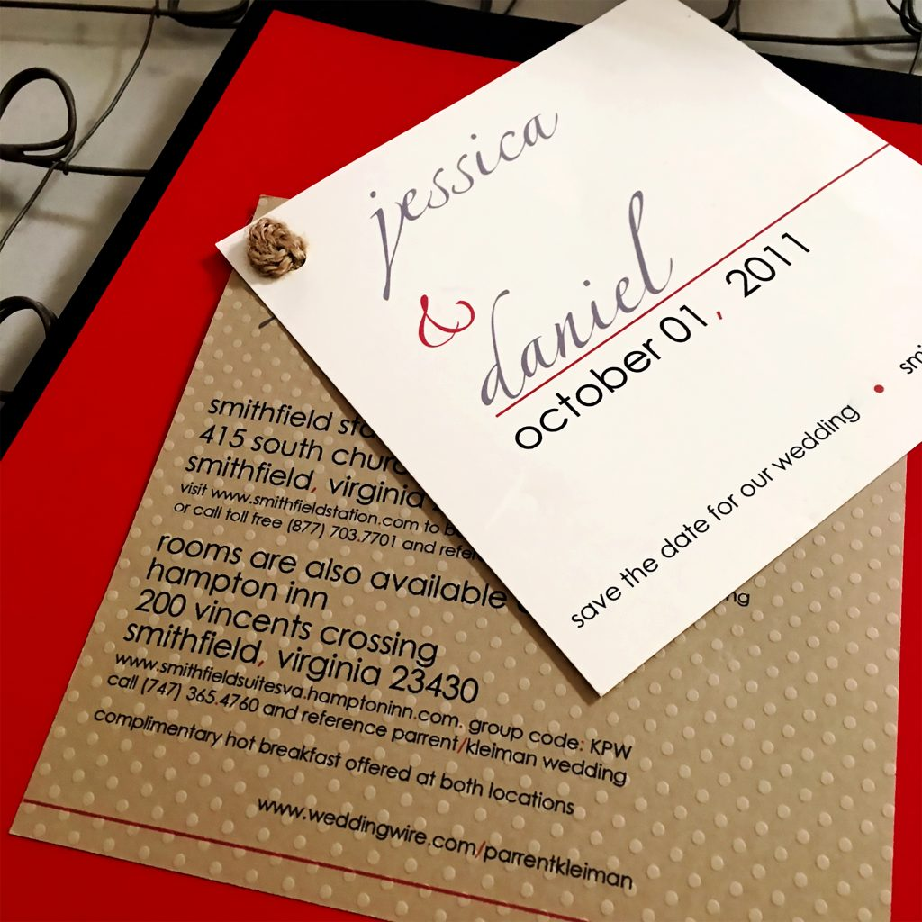 Wedding Invitations Tucson: Save The Date Cards In Unlimited Colors, Fonts Handcrafted