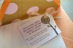 Polka Dot Baby Shower Invitation